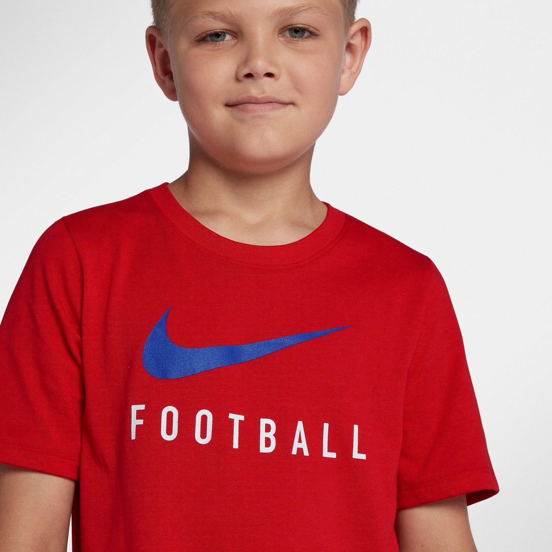 Nike Boys' Swoosh Football T-shirt - view number 1
