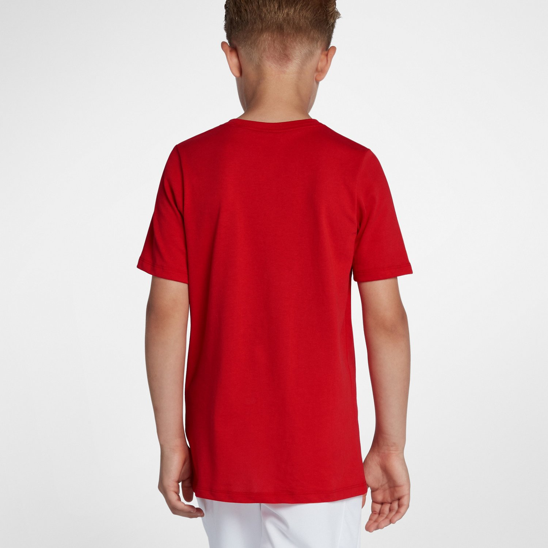 Nike Boys' Swoosh Football T-shirt - view number 5