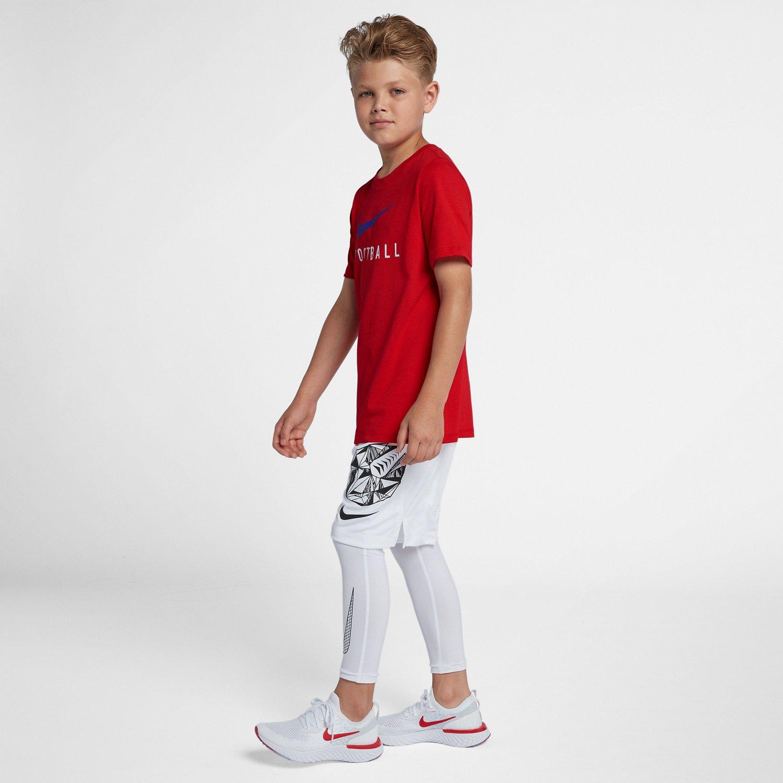 Nike Boys' Swoosh Football T-shirt - view number 4