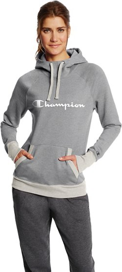 Champion Women's Powerblend Pullover Hoodie
