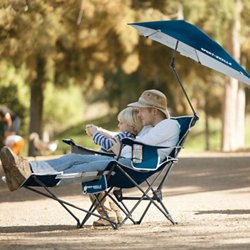 Sport-Brella Recliner Folding Chair