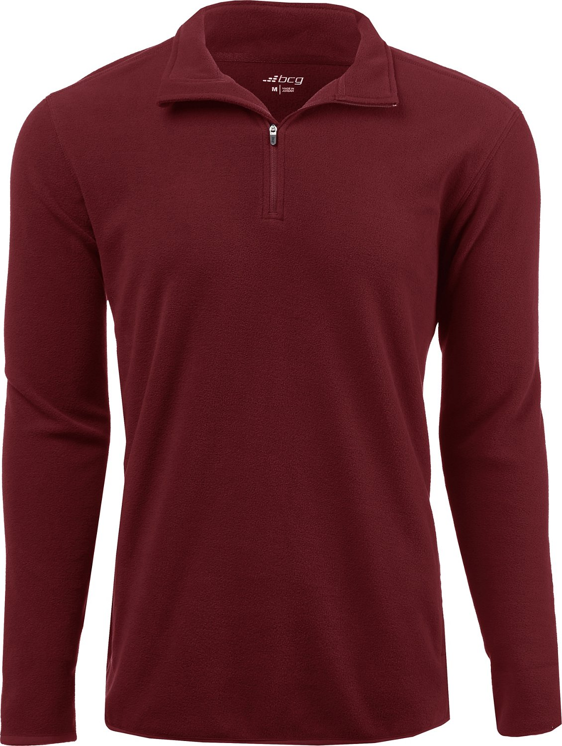 f7554c5a2c774 Display product reviews for BCG Men's Microfleece 1/4-Zip Shirt