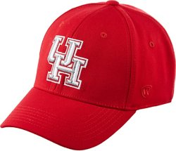 Top of the World Men's University of Houston Premium Collection One Fit Cap