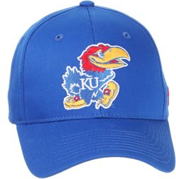 Zephyr Men's University of Kansas Staple Adjustable Snap Cap