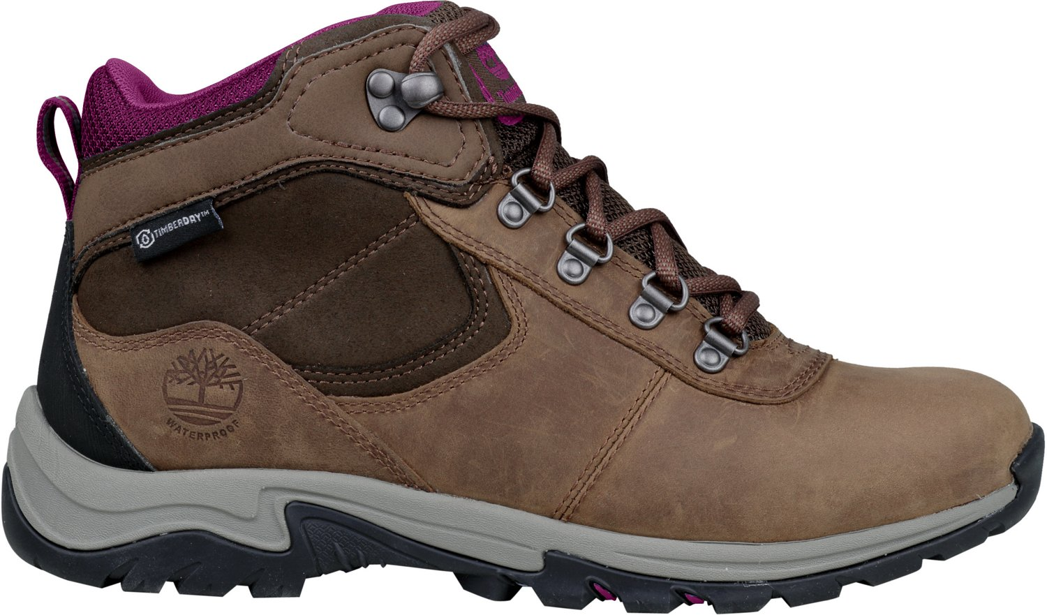 a4914499cbce Display product reviews for Timberland Women s Mt. Maddsen Waterproof  Leather Hiking Boots