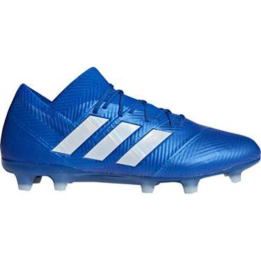 74bf3b9e5 adidas Men's Nemeziz 18.1 FG Soccer Cleats   Academy