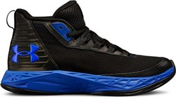 Under Armour Boys' BGS Jet Basketball Shoes