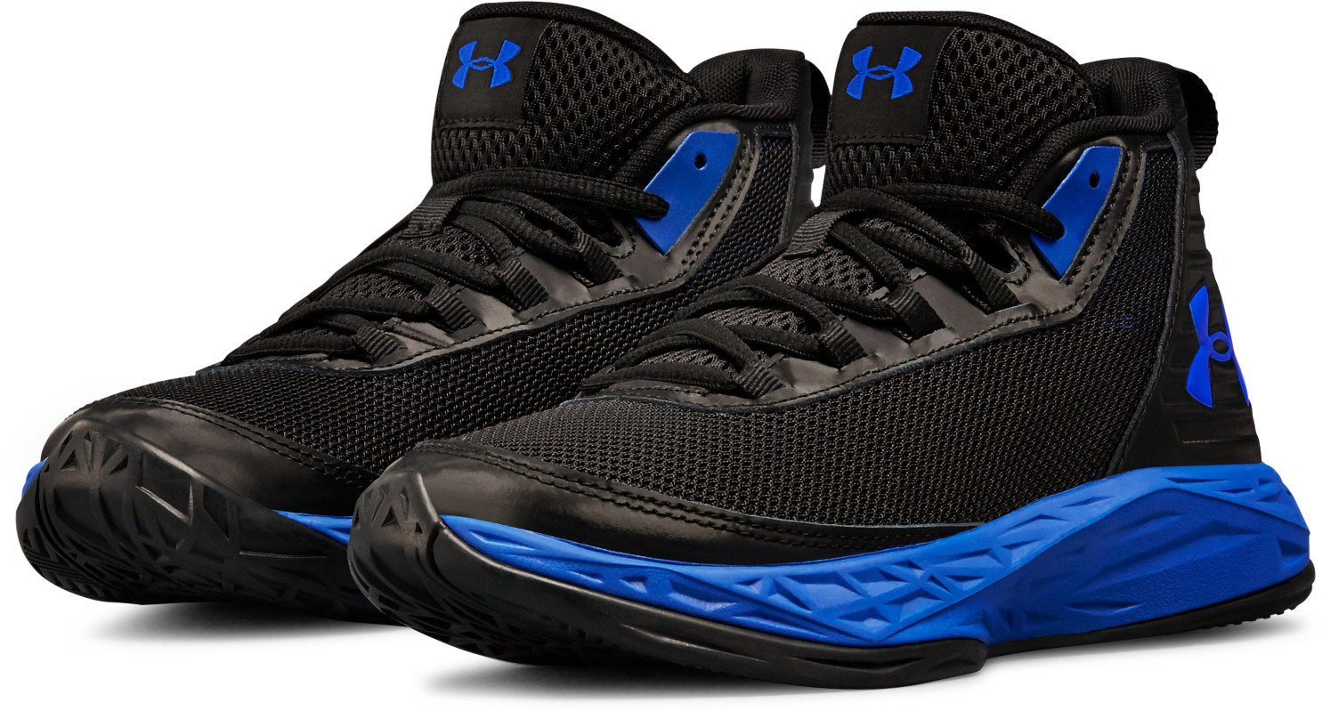 Under Armour Boys' BGS Jet Basketball Shoes - view number 2