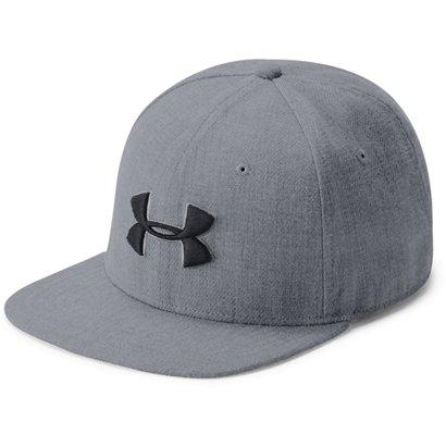 65a4b792915 ... Under Armour Men s Huddle Snapback Cap. Men s Hats. Hover Click to  enlarge