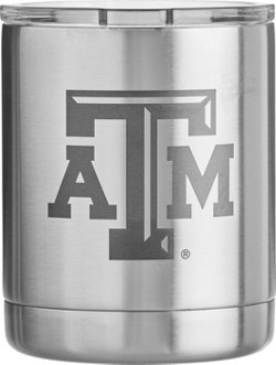 YETI Texas A&M University Rambler 10 oz Lowball