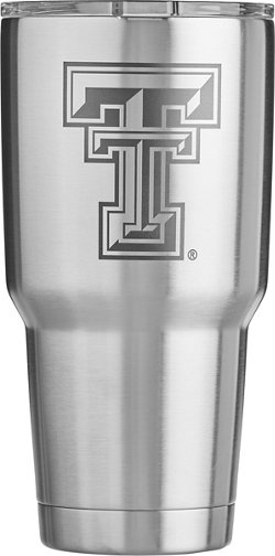YETI Texas Tech University Rambler 30 oz Tumbler
