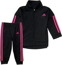 Adidas Toddler Girls' Tricot Jacket Set