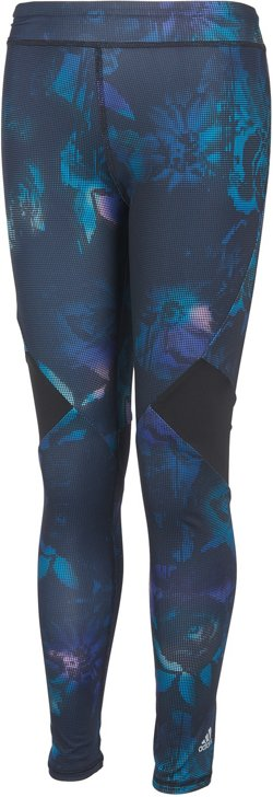 adidas Girls' climalite Believe This Tights
