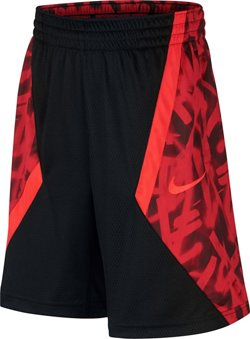 Nike Boys' Dry Avalanche Allover Print Shorts
