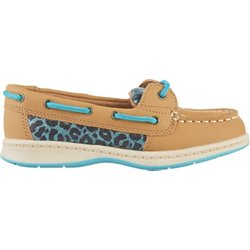 Kids' Leather Boat Shoes