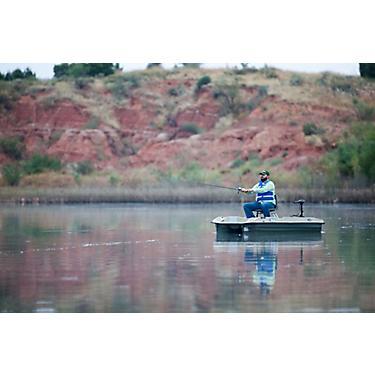 Pelican Bass Raider 10e 10 2 Pontoon Boat