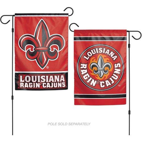 WinCraft University of Louisiana at Lafayette 2-Sided Garden Flag