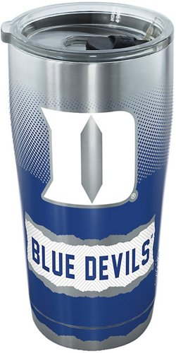 Tervis Duke University Knockout 20 oz Stainless-Steel Tumbler