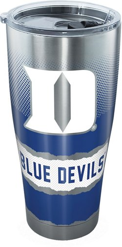 Tervis Duke University Knockout 30 oz Stainless-Steel Tumbler