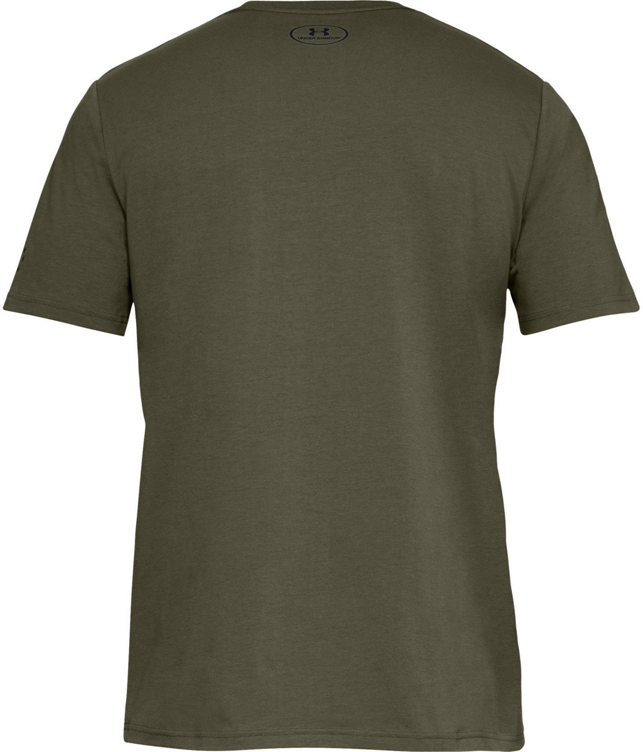 Under Armour Men's Freedom US Eagle T-shirt - view number 2