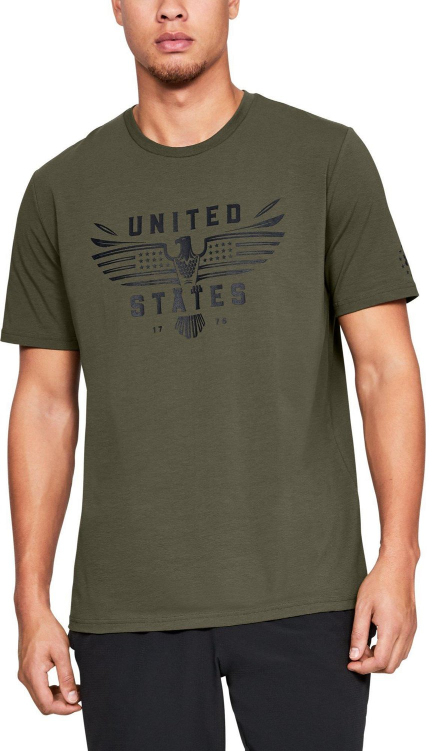 Under Armour Men's Freedom US Eagle T-shirt - view number 1