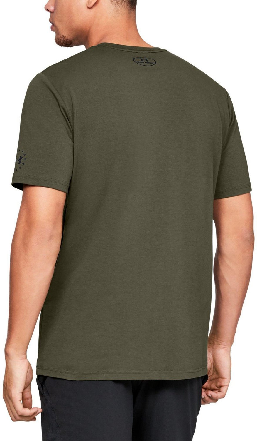 Under Armour Men's Freedom US Eagle T-shirt - view number 5