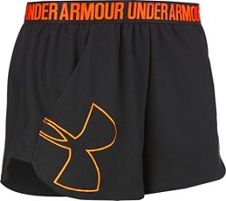 Under Armour Women's Play Up 2.0 Graphic Shorts