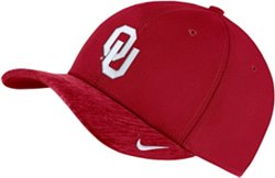 Nike Men's University of Oklahoma Classic99 Flex Fit Cap