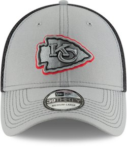 New Era Men's Kansas City Chiefs 39THIRTY 2T Sided Cap