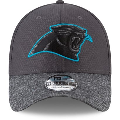 ef1e0eefa ... New Era Men s Carolina Panthers 39THIRTY Popped Shadow Cap. Carolina  Panthers Headwear. Hover Click to enlarge
