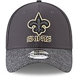 95885446a Men s New Orleans Saints 39THIRTY Popped Shadow Cap