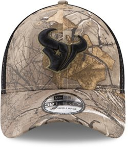 New Era Men's Houston Texans 39THIRTY Realtree Neo Flex Fit Cap