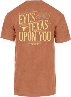 We Are Texas Men's University of Texas Trendy Eyes T-shirt