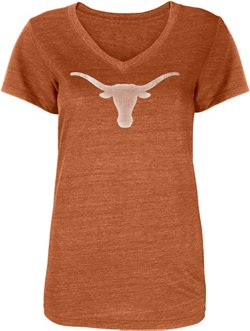 We Are Texas Women's University of Texas Worn Silhouette T-shirt