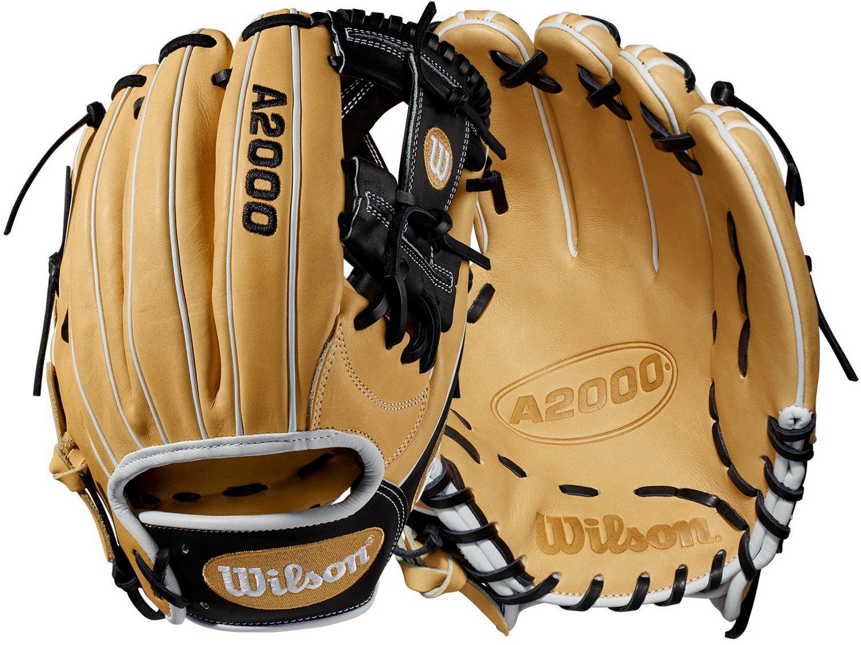 Wilson A2000 SuperSkin 11 75 in Infield Baseball Glove