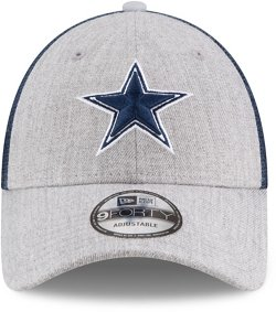 New Era Men's Dallas Cowboys Heathered Turn 9FORTY Cap
