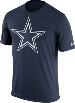 Nike Men's Dallas Cowboys Legend Logo Essential 3 T-shirt