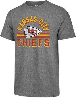 '47 Kansas City Chiefs Men's Distressed Imprint Match T-shirt