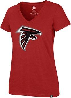 '47 Atlanta Falcons Women's Imprint Ultra Rival T-shirt