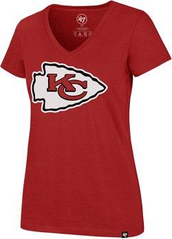 '47 Kansas City Chiefs Women's Imprint Ultra Rival T-shirt