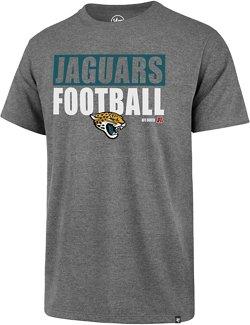 '47 Jacksonville Jaguars Blockout Super Rival T-shirt