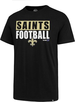 '47 New Orleans Saints Blockout Super Rival T-shirt