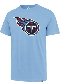'47 Tennessee Titans Imprint Super Rival T-shirt
