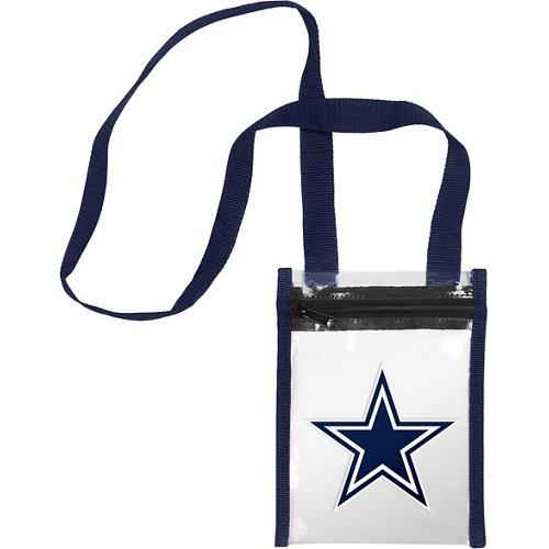 Forever Collectibles Dallas Cowboys Cross-Body Tote Bag