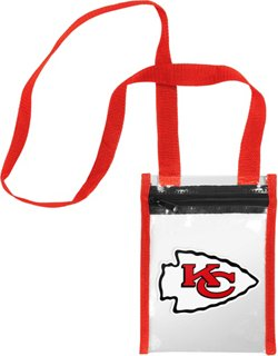 Forever Collectibles Kansas City Chiefs Cross-Body Tote Bag