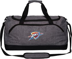 Forever Collectibles Oklahoma City Thunder Bold Color Duffel Bag