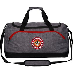 University of Louisiana at Lafayette Bold Color Duffel Bag