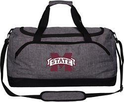 Forever Collectibles Mississippi State University Bold Color Duffel Bag
