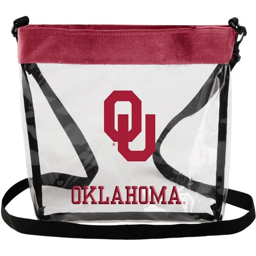Forever Collectibles Oklahoma Sooners Long-Strap Tote Bag