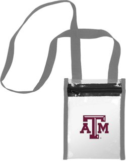 Forever Collectibles Texas A&M University Cross-Body Tote Bag